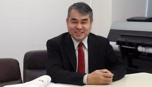 亀田弘之氏 東京工科大学コンピュータサイエンス学部 学部長・教授