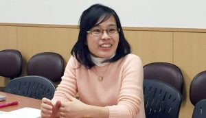 高井由佳氏 大阪産業大学デザイン工学部情報システム学科講師